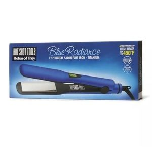 NEW Hot Shot Tools Professional Hair Straightener